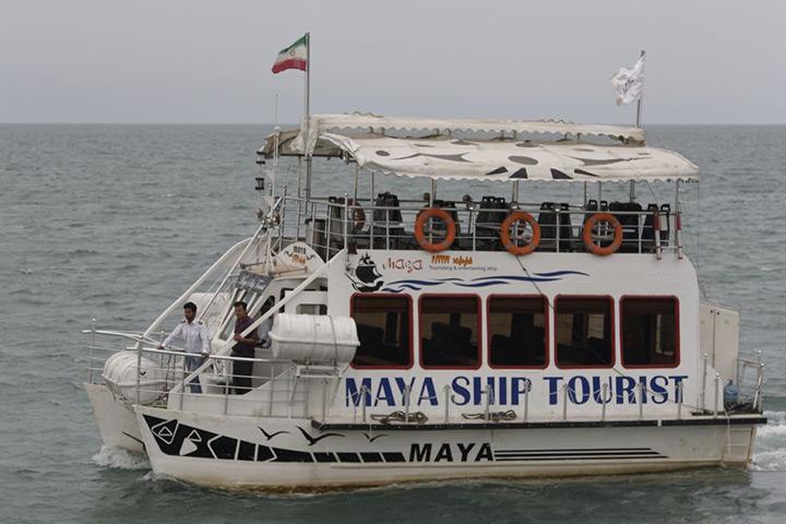 کشتی تفریحی مایا