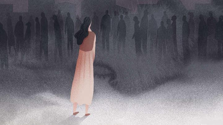 مشکلات ناشی از تنهایی