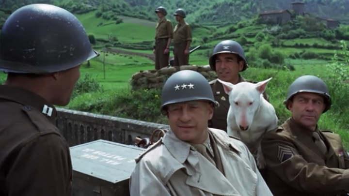 پاتن - بهترین فیلم های جنگی