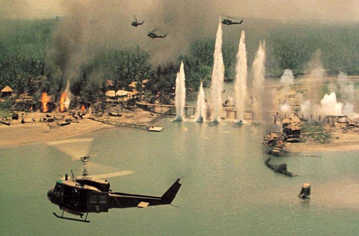 اینک آخرالزمان - بهترین فیلم های جنگی