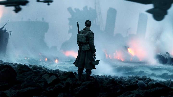 دانکرک - بهترین فیلم های جنگی