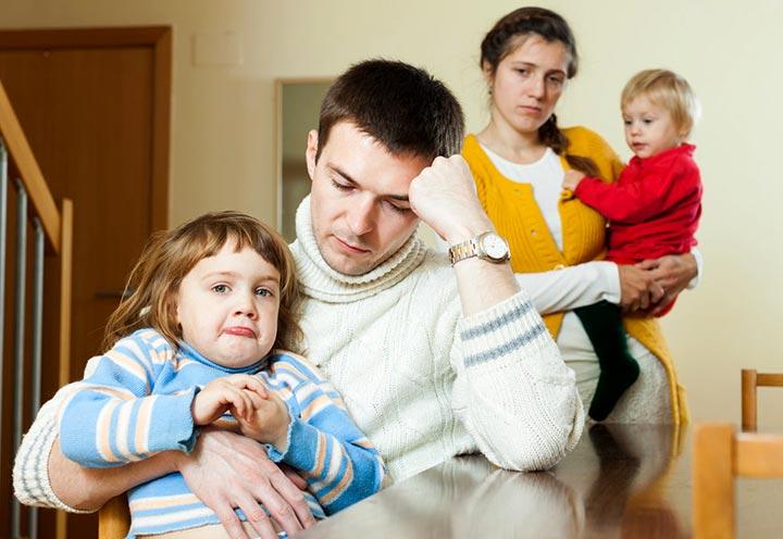 اخذ پروانه مشاوره خانواده