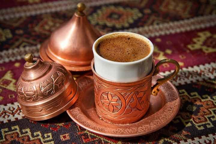 ترکیب قهوه و زنجبیل در صبحانه