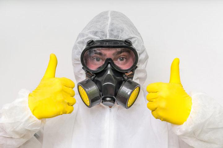 درمان عطسه با محافظت در برابر خطرات محیطی