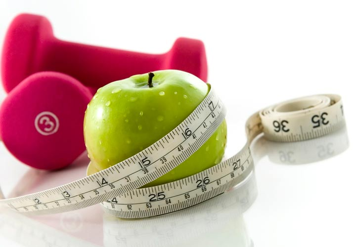 به غیر از ذو روز اول در سایر روزها ورزش کردن به افزایش تاثیرگذاری رژیم سیب کمک می کند.