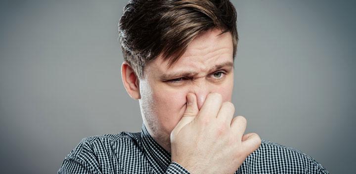 بوی بد ادرار - دلایل