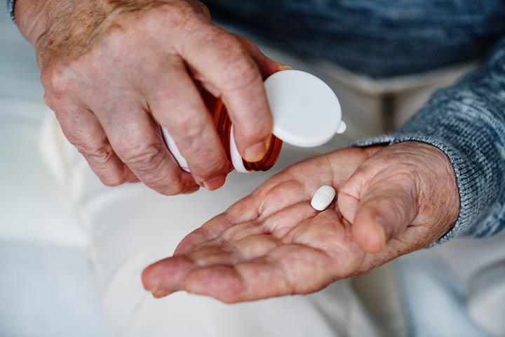 شیوه مصرف قرص دیازپام