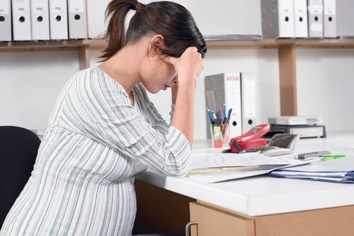 عصبانیت در بارداری - احساس نابرابری