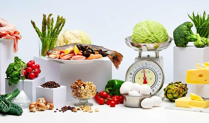 مقاومت به انسولین، رژیم غذایی