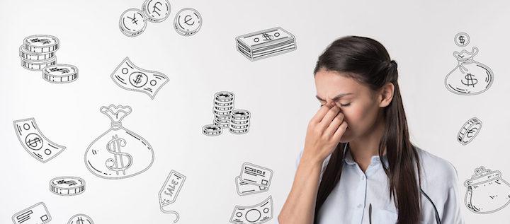 جلوگیری از ناراحتی در بحثهای مالی