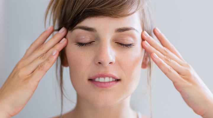 تمرین برای جلوگیری از پیر شدن پوست صورت