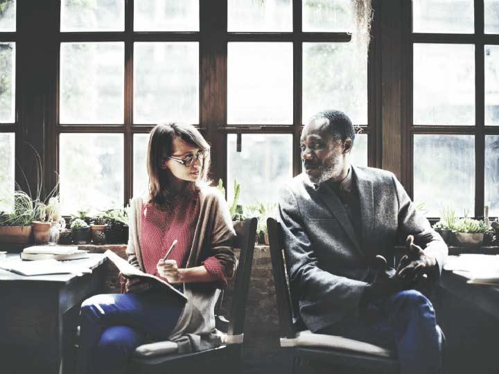 چطور با کسانی که برای اولین بارملاقاتشان میکنیم مکالمه خوبی داشته باشیم؟