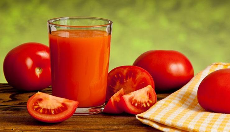 خواص آب گوجه فرنگی برای سلامت قلب