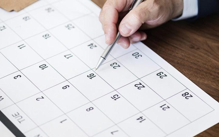 3 قدم برای اینکه به عنوان یک مدیر، استراتژیکتر عمل کنید - برنامهریزی برای هفتۀ پیش رو