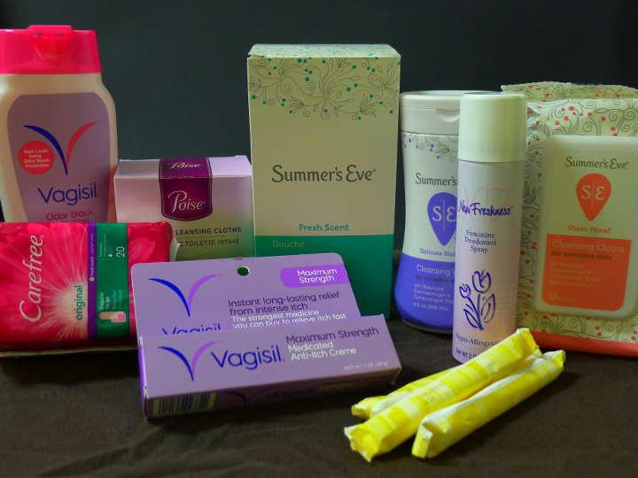 سوزش ادراردر زنان بهخاطر استفاده از محصولات بهداشتی