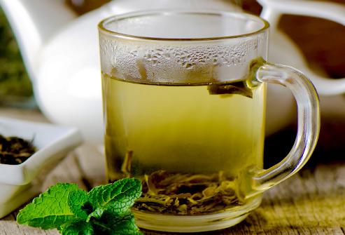 چای سبز برای درمان ریزش مو