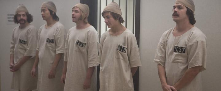 آزمایش زندان استنفورد، زندانیها