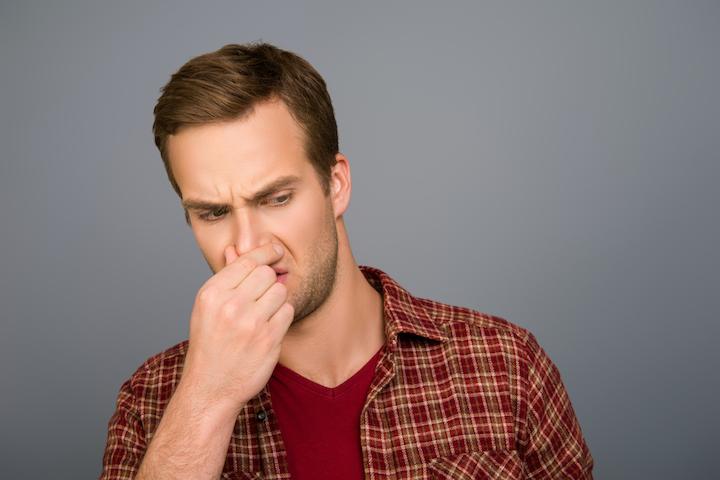 رفع بوی بد از خانه