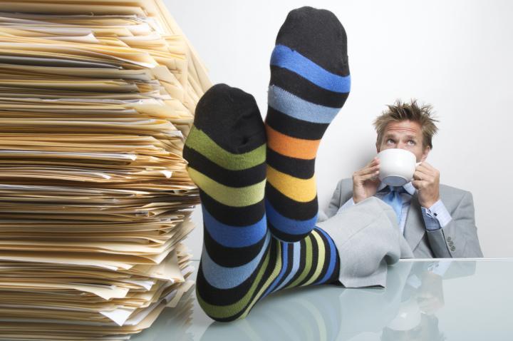 استفاده از برنامه هایی برای تنظیم زمان های استراحت در محل کار