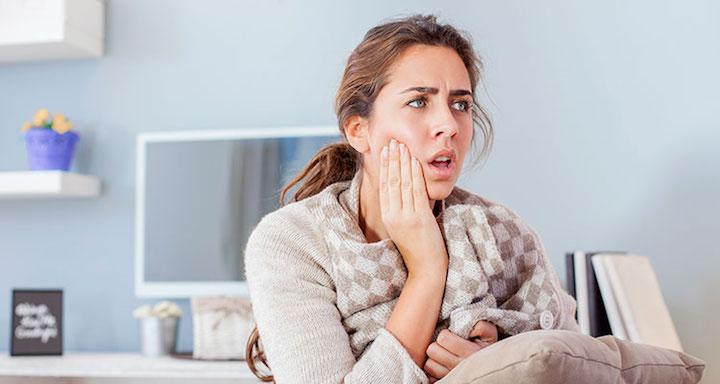 ارتباط درد فک با سردرد