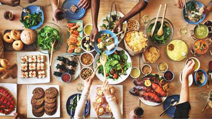 ترکیب بهتر مواد غذایی