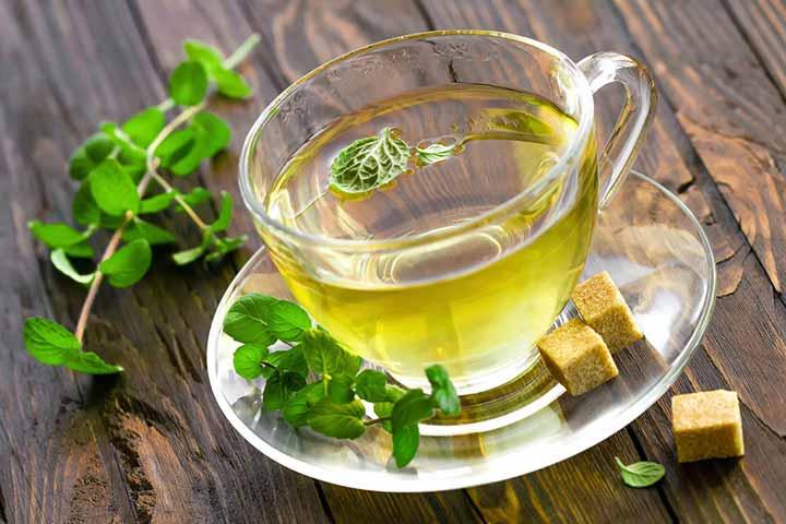 اثر چای سبز روی بوی بد دهان - رفع بوی بد دهان
