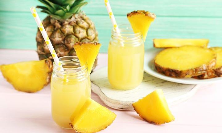 آب آناناس و کاهش بوی بد دهان - رفع بوی بد دهان