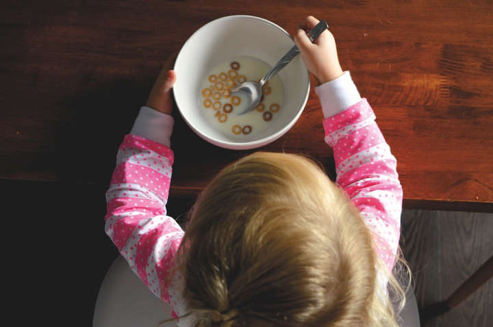 تغذیه سالم برای کودکان
