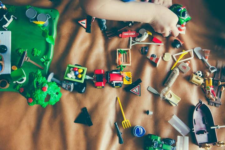 بازی دستهجمعی-کودکان خجالتی