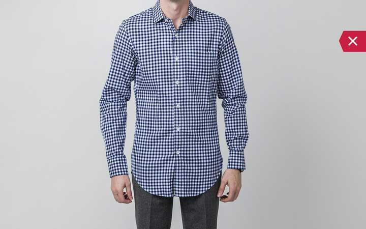 پیراهن مردانه روی شلوار - اشتباه رایج در نحوه لباس پوشیدن مردان