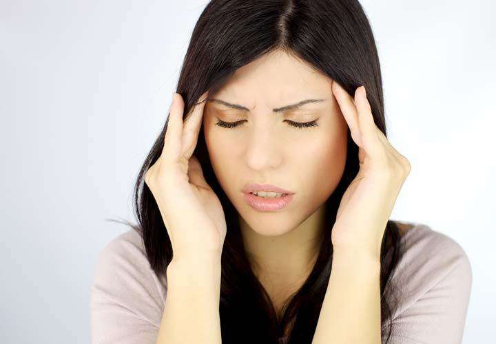 سردرد و میگرن از عوارض محصولات پروبیوتیک هستند.