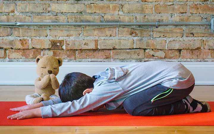 12 نوع ورزش جذاب برای کودکان - 9. وضعیت کودک