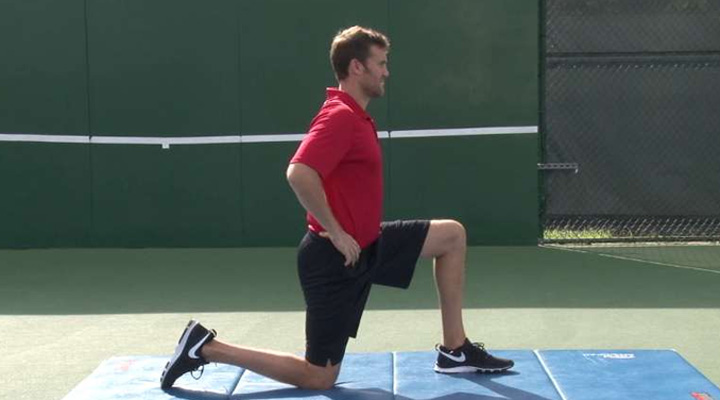 حرکت لگن- ورزش سالمندان