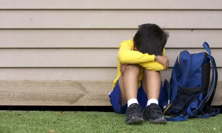 انزوا و ترس از مدرسه