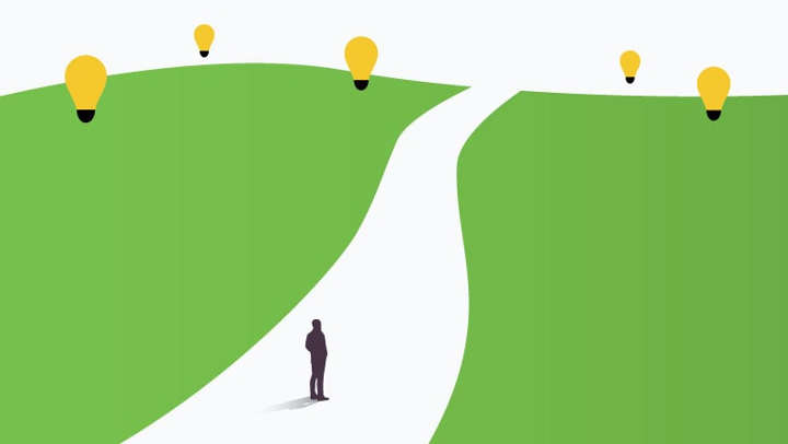 فاصلهٔ روانشناختی-۱۰ ترفند روانشناسی برای افزایش خلاقیت