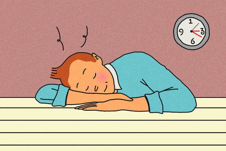 خواب کوتاه نیمروزی-چطور سریعتر یاد بگیریم و بیشتر به یاد آوریم