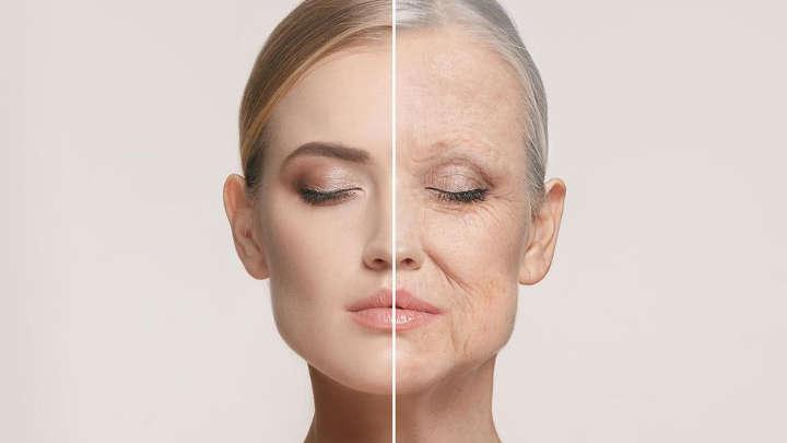 پیری پوست-وازلین برای پوست صورت