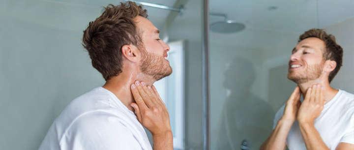 پوست حساس-بهترین زمان برای رفتن به حمام
