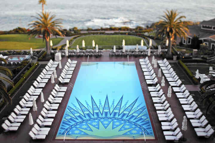 Laguna Montage Beach - one of the most beautiful pools in the world