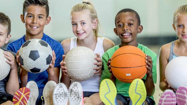 ورزشهای مختف-چند ایده سرگرمکننده برای بازی کودکان در فضای باز