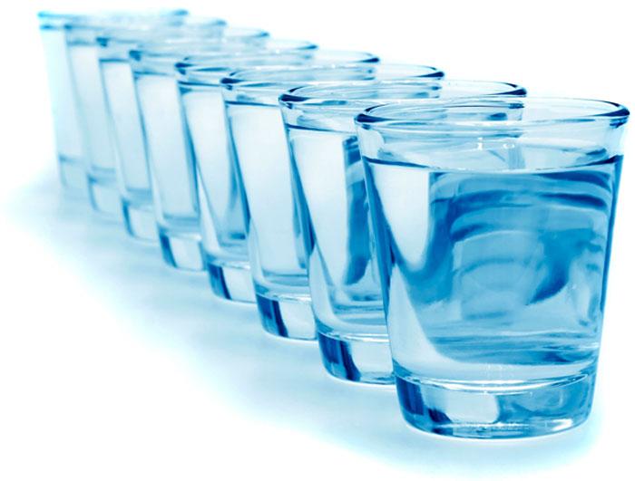 نوشیدن آب کافی کاهش وزن