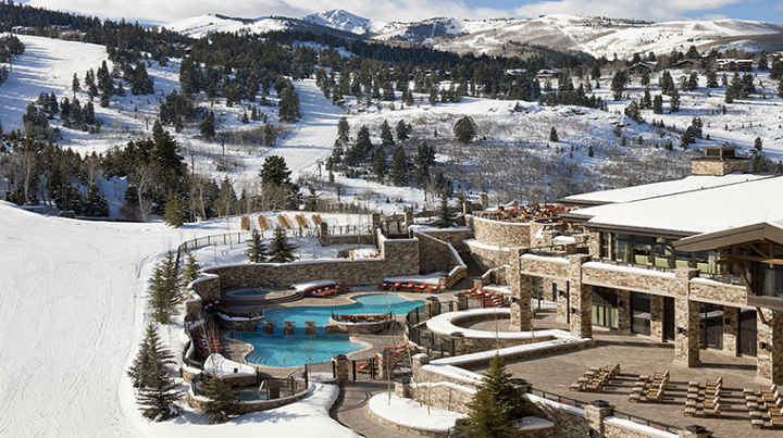 سنت رجیس-زیباترین استخرهای هتل ها در دنیا