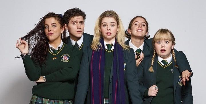 دختران دری یکی از بهترین سریالهای ساخت انگلیس
