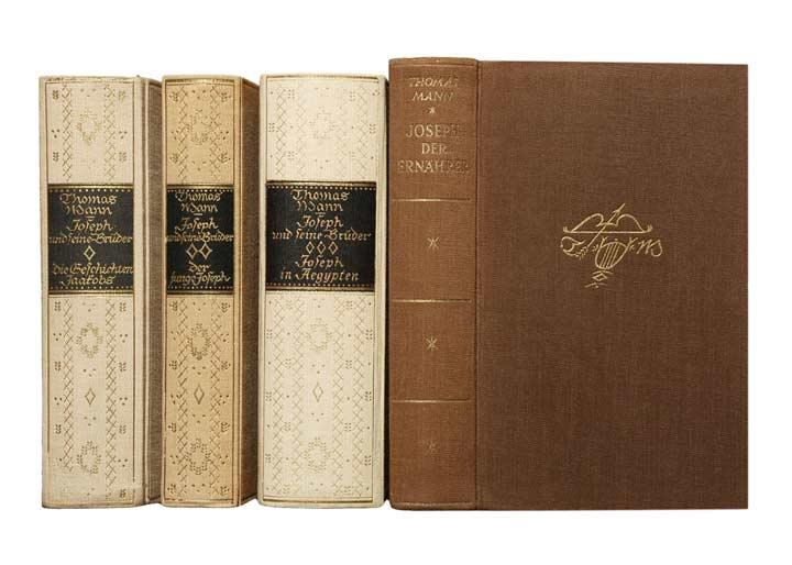 یوسف و برادرانش یکی از طولانی ترین رمان های جهان