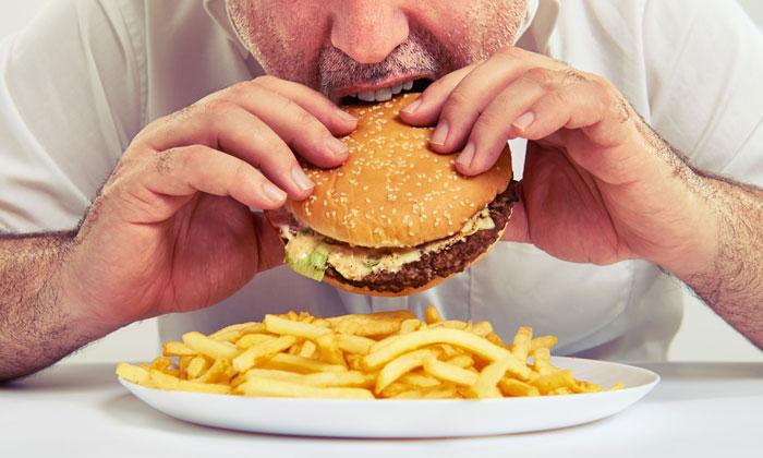کاهش وزن اعتیاد به فست فود