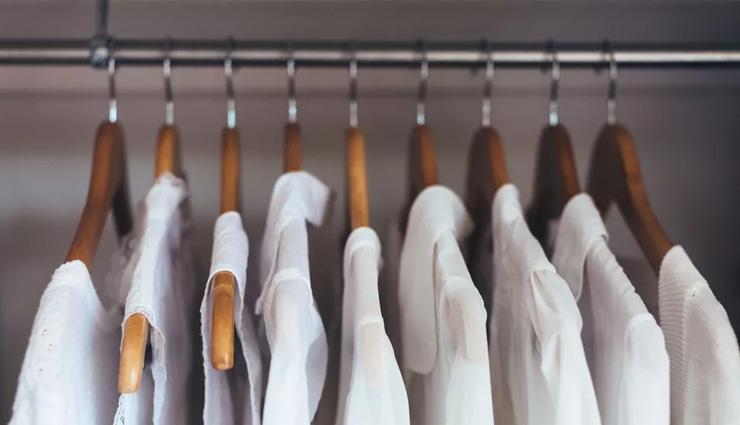 7 گام برای مرتب كردن كمد لباس و دل کندن از لباسهای اضافه