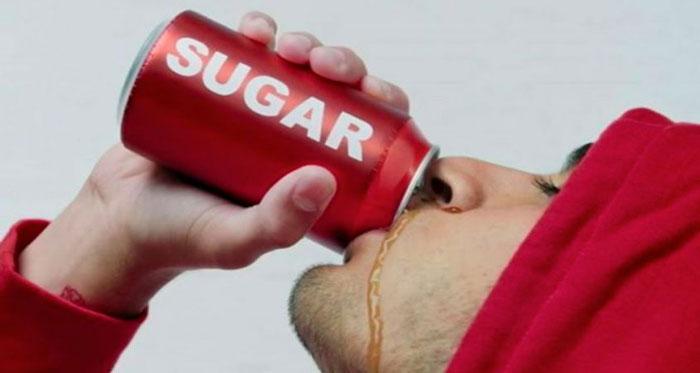 نوشیدن شکر کاهش وزن