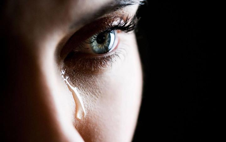 اشکها ماساژور طبیعی گونهها هستند