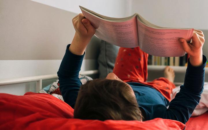 مطالعه: جادوی کتابها را دستکم نگیرید
