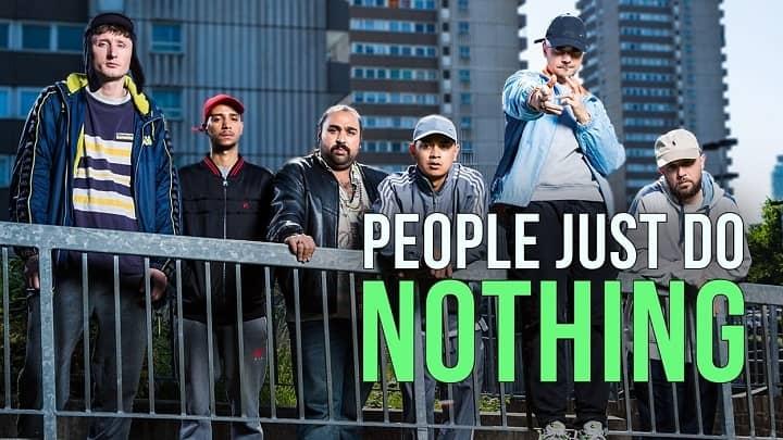 سریال مردم هیچ غلطی نمی کنند یکی از بهترین سریالهای ساخت انگلیس